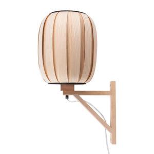 lampy z drewna